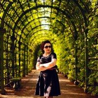 Фотосессия в Летнем Саду :: Oksanka Kraft