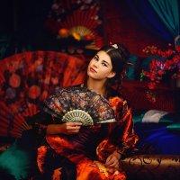 Фотосессия в японском стиле :: Oksanka Kraft