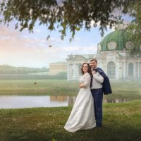 Свадебная прогулка :: Дмитрий Франкевич