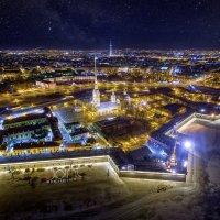Петропавловская крепость :: Николай Титюк