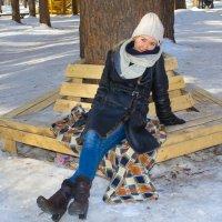 в лесу :: Лариса Тарасова