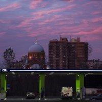 На закате :: Александр Рябчиков