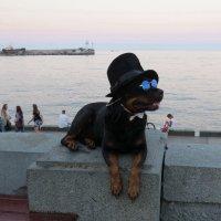 На набережной Ялты :: Вера Щукина
