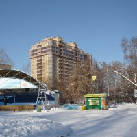 Новосибирск ЦПКО :: Олег Афанасьевич Сергеев