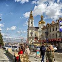на Соборной улице... :: юрий иванов