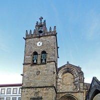 церковь Носса-Сеньора-да-Оливейра :: ИРЭН@ .