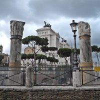Римские  памятники. :: Виталий Селиванов