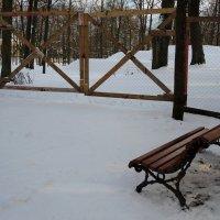 самый огороженный парк :: sv.kaschuk