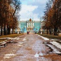 Екатерининский дворец :: Александр Заварухин