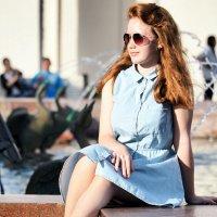 юная,а королева :: Олег Лукьянов