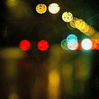 Огни ночного города... :: владимир