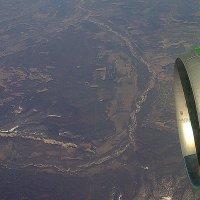Под крылом самолета :: Елена Перминова