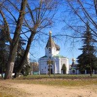 Церквушка :: Ирина Олехнович
