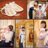 Крещение Афанасия :: Галина Сергеевна