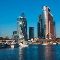 Московский Дубай :: Alexander Petrukhin