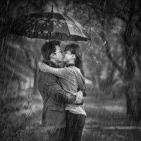 первый дождь :: Марина Лялюк