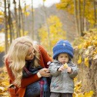 семейная прогулка на Северном склоне :: Мария Кузнецова (Суворова)