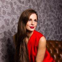 Портрет в студии :: Оксана Кузьмина
