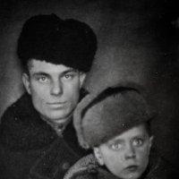 отец и сын :: Юлия Мошкова