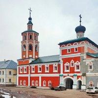Вяземский Иоанно-Предтеченский монастырь :: Юрий Шувалов