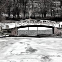 Между зимой и весной..... :: Tatiana Markova