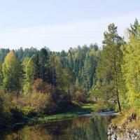 Оленьи ручьи :: Абзар