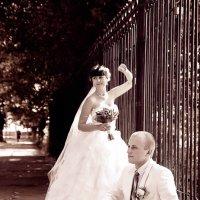 Свадьба в Орле :: Наталья Мосякина