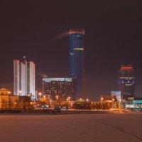 Огни большого города :: Наталия Женишек