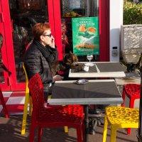 Уличное кафе :: Светлана Ку
