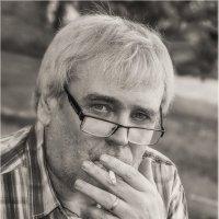 Автопортрет. :: Андрей Козлов