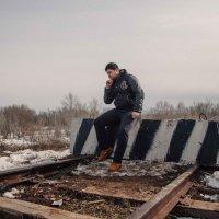 на заброшке :: Dmitriy Predybailo