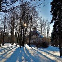 Вблизи Светлого Храма... :: Sergey Gordoff