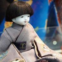 авторская кукла из Японии :: Олег Лукьянов