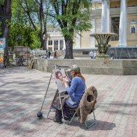 Весна на Соборке. :: Вахтанг Хантадзе