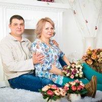 Александр и Ирина :: Любовь Илюхина