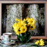 Картина с ромашками... :: Тамара (st.tamara)