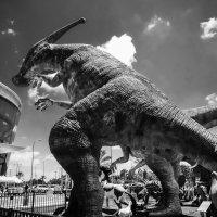 Динозавр :: Ефим Хашкес