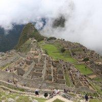 Macchu Picchu :: Янина Гвоздева