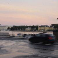 Санкт-Петербург утро :: Вячеслав