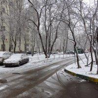 Она вернулась :: Андрей Лукьянов