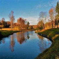Отражения Славянки реки... :: Sergey Gordoff