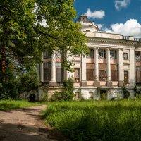 Бывшая усадьба купца Демидова :: Елена Кириллова