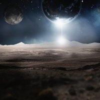 Вальс планет.. :: Лилия .