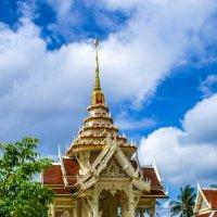 Тайский храм :: Владимир Орлов