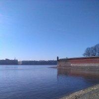 Вид на Неву. (Санкт-Петербург). :: Светлана Калмыкова