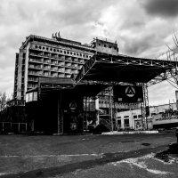 """Отель """"Фрегат"""" :: Василий Курилко"""