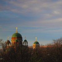 На восходе :: Юрий Гайворонский