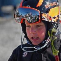 В Байкальске на горнолыжке... :: Александр Попов