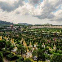 Тропический парк Нонг Нуч. Тайланд. :: Rafael