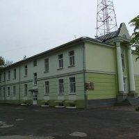 Музыкальное   училище  в   Ивано - Франковске :: Андрей  Васильевич Коляскин